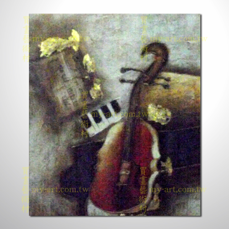 【抽象藝術】抽象樂器02 音樂