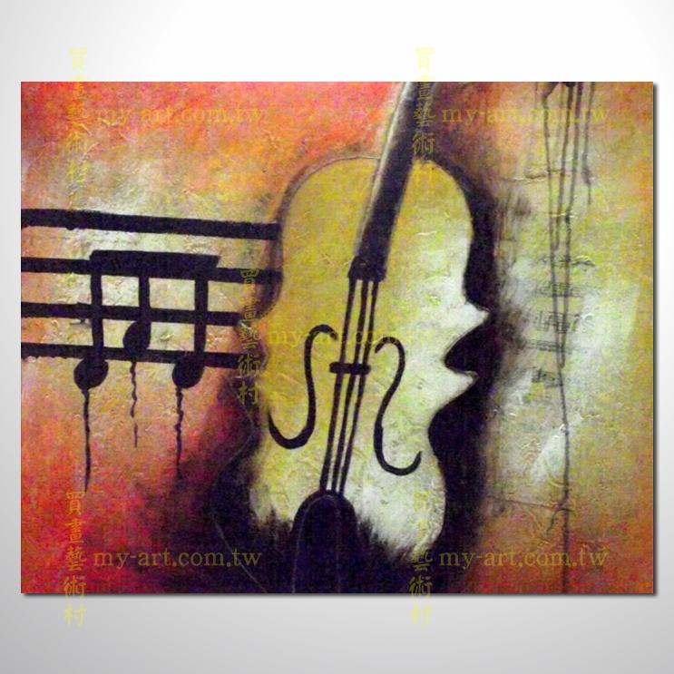 【抽象藝術】抽象樂器09 音樂