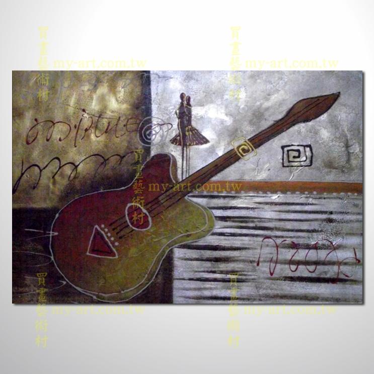 【抽象藝術】抽象樂器11 音樂