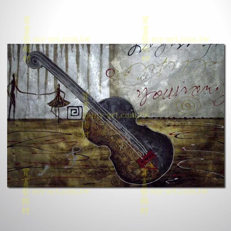 【抽象藝術】抽象樂器12 音樂