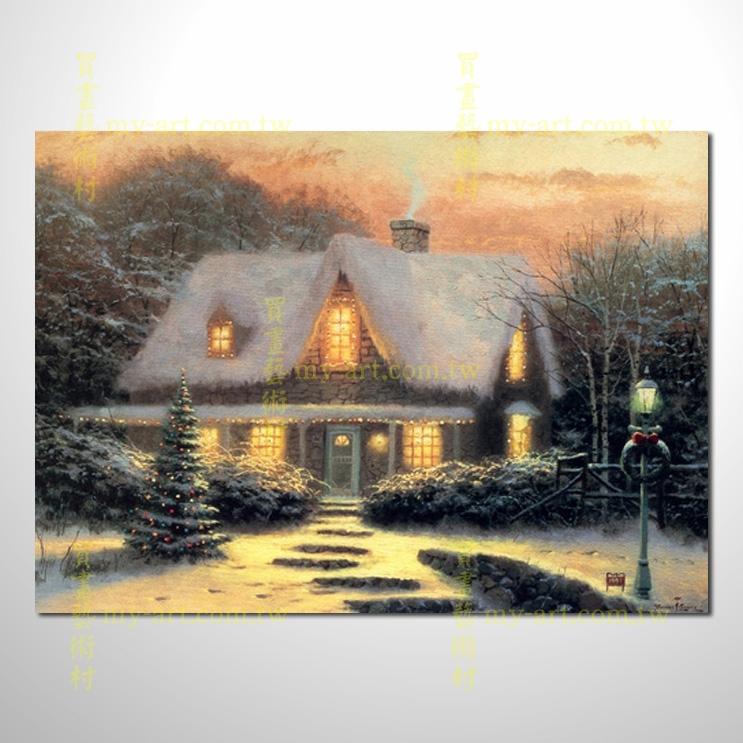 【臨摹名畫】托馬斯花園景29,橫幅,歐式風景畫,居家佈置,純手繪寫實,裝飾藝術畫,風景畫,藝術油畫,高品質油畫,精品,裝潢,居家設計最愛