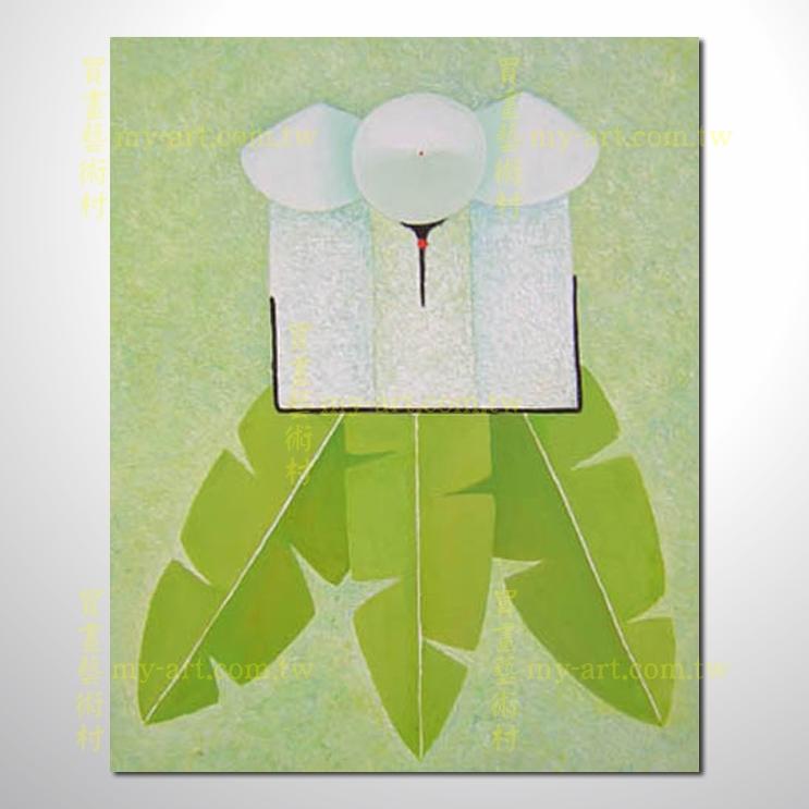 越南景22,豎幅,純手繪油畫,客製臨摹畫,裝飾掛畫,裝潢掛畫,居家佈置,門市,飯店,餐廳,民宿,辦公室,室內設計首選